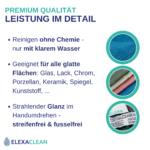 Allzweck Mikrofaser Putztücher (4 St, 55x40cm)