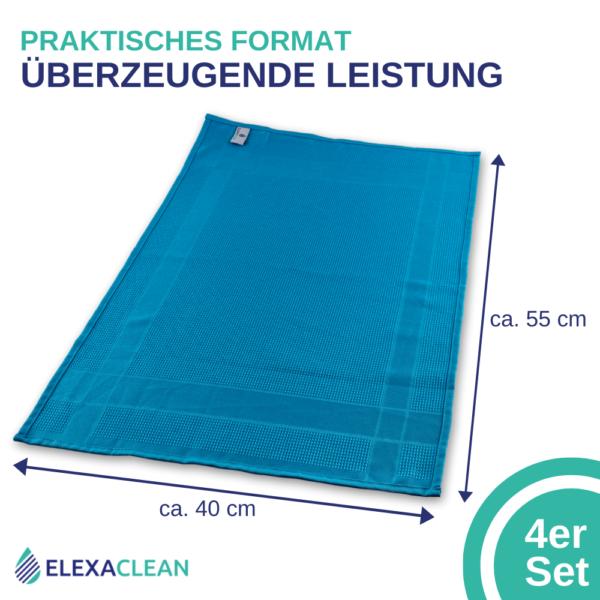 ELEXACLEAN Allzweck Mikrofaser Putztücher
