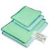 ELEXACLEAN Mikrofaser Fenstertuch Glanztuch