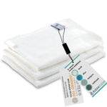 Mikrofaser Geschirrtücher (3er Set, 68×42 cm, weiß) – OEKO-TEX® STANDARD 100
