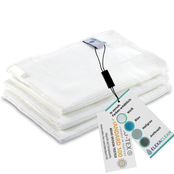 ELEXACLEAN Mikrofaser Geschirrtücher (dünne Version)
