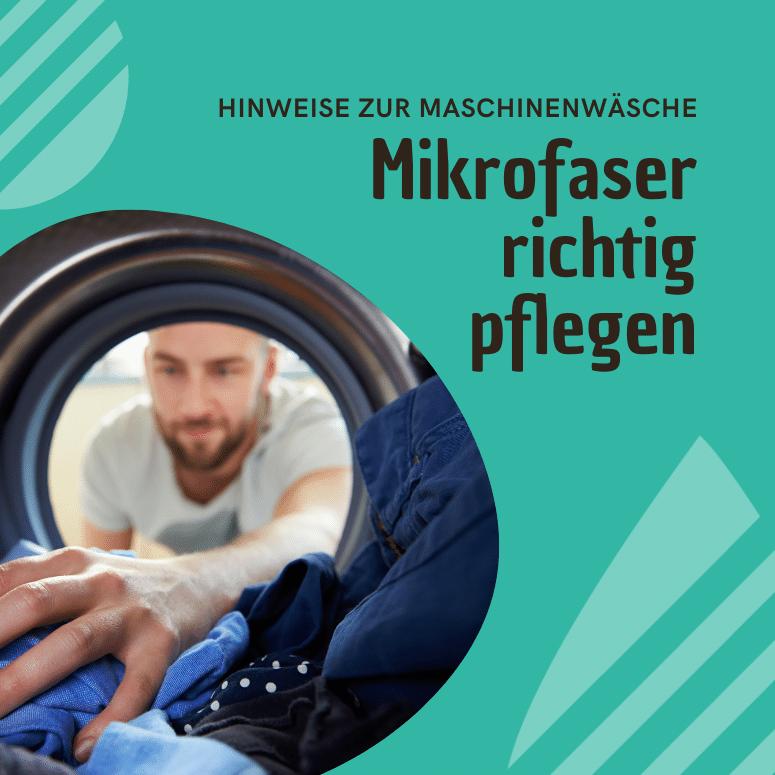 You are currently viewing Mikrofasertücher richtig pflegen